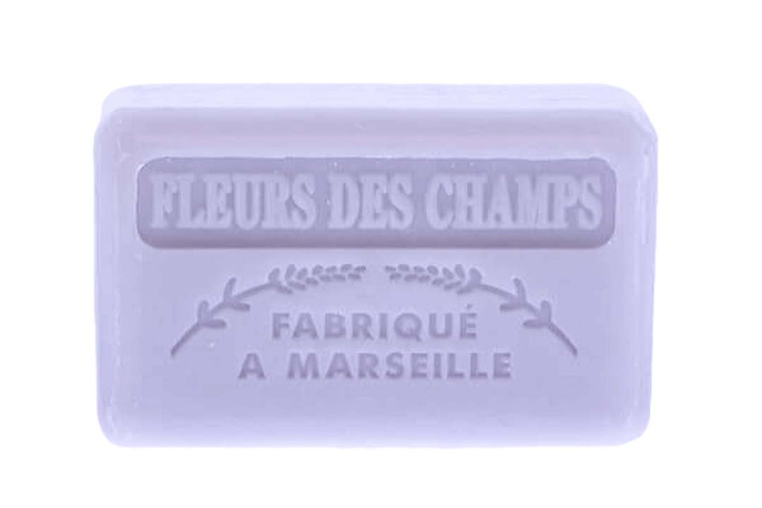 Image of WILDFLOWERS Marseille French Soap