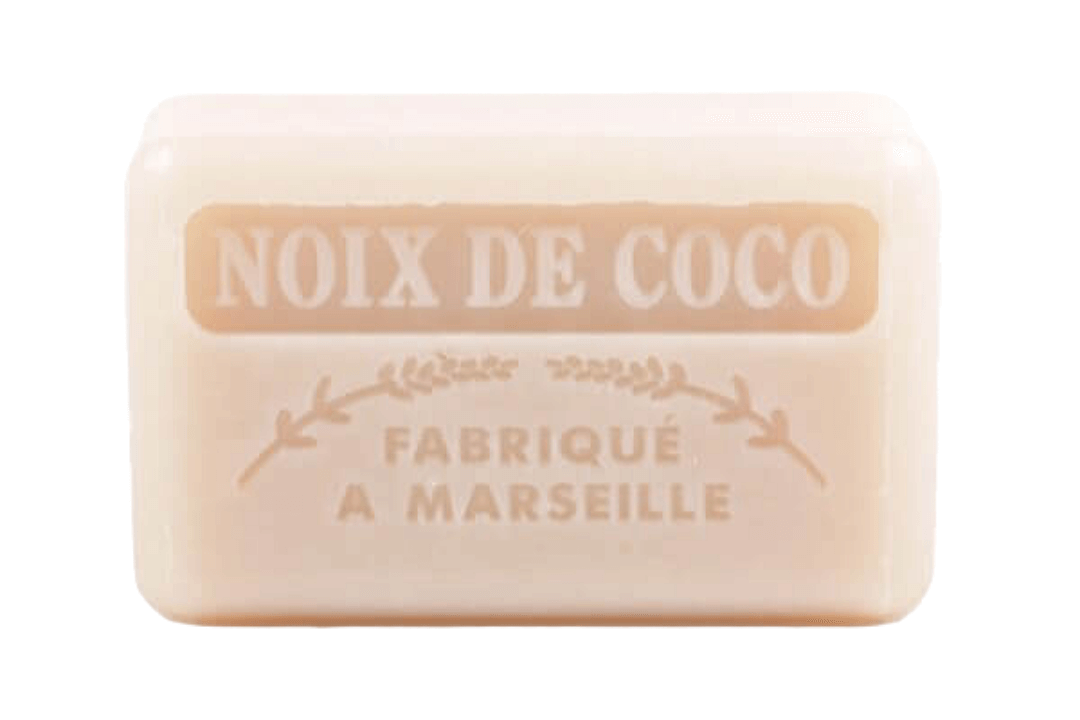 Image of Coconut Marseille French Soap