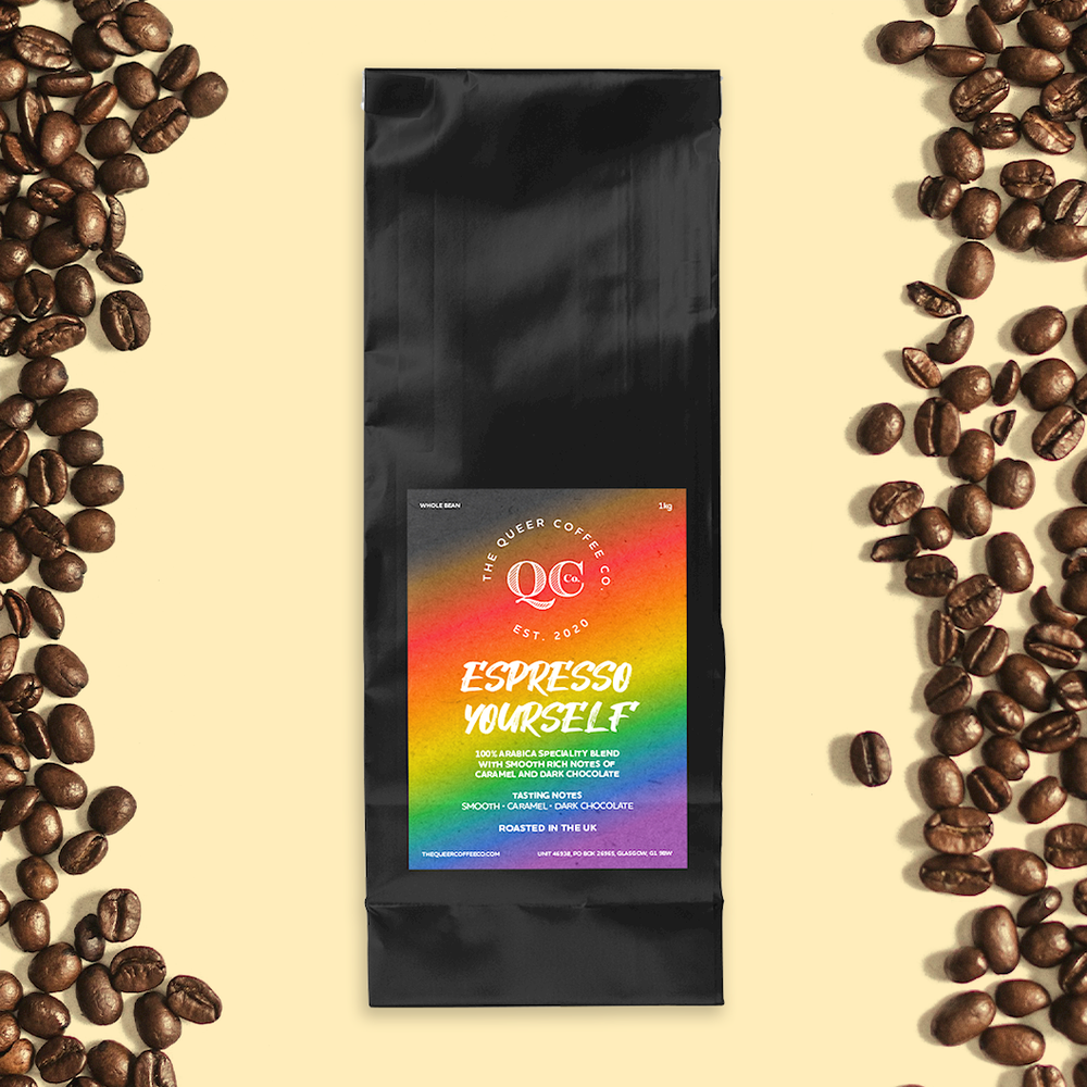 Image of Espresso Yourself - 1kg