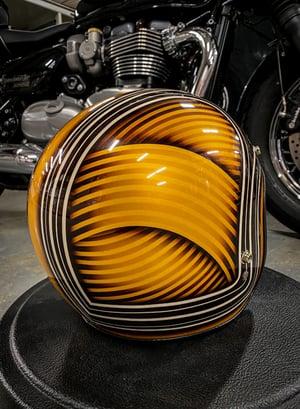Image of [FTS] Custom Painted Helmet #1