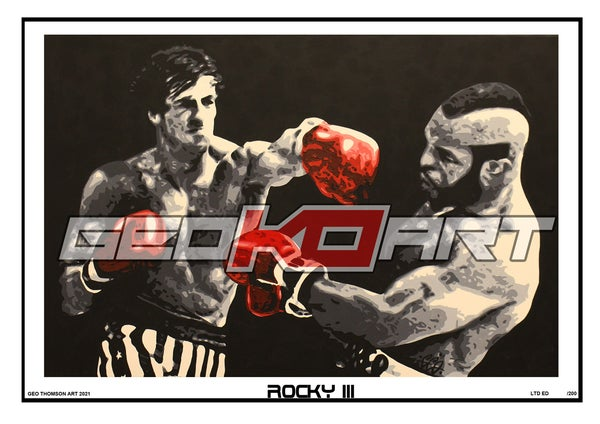 Image of ROCKY 3