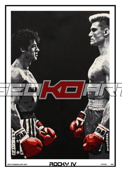 Image of ROCKY 4