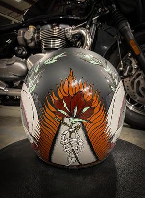 Image of [FTS] Custom Painted Helmet #2
