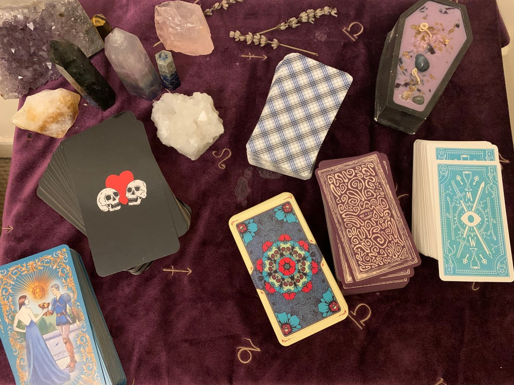 General Tarot Reading