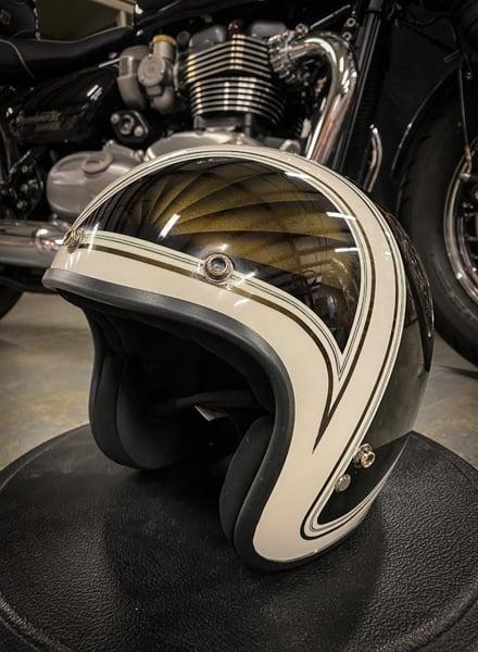Image of [FTS] Custom Painted Helmet #3