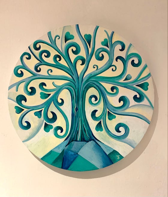 Image of The Tree of Hearts