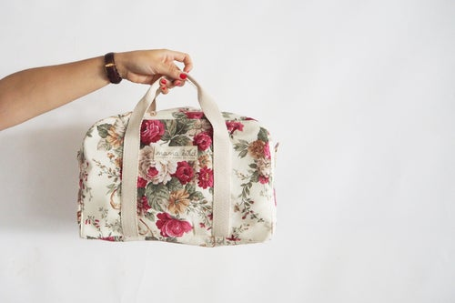 Image of WEEKEND BAG · Rosas Clásicas