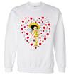 Betty Boop - Raining Pudgy Sweatshirt