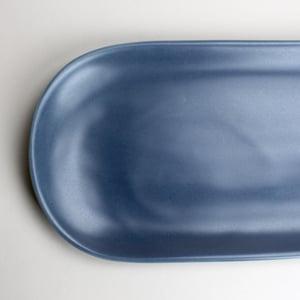 "Image of 15"" serving tray, deep sea"