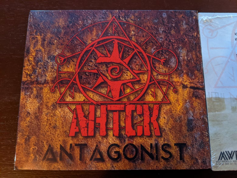 Image of AHTCK - Antagonist