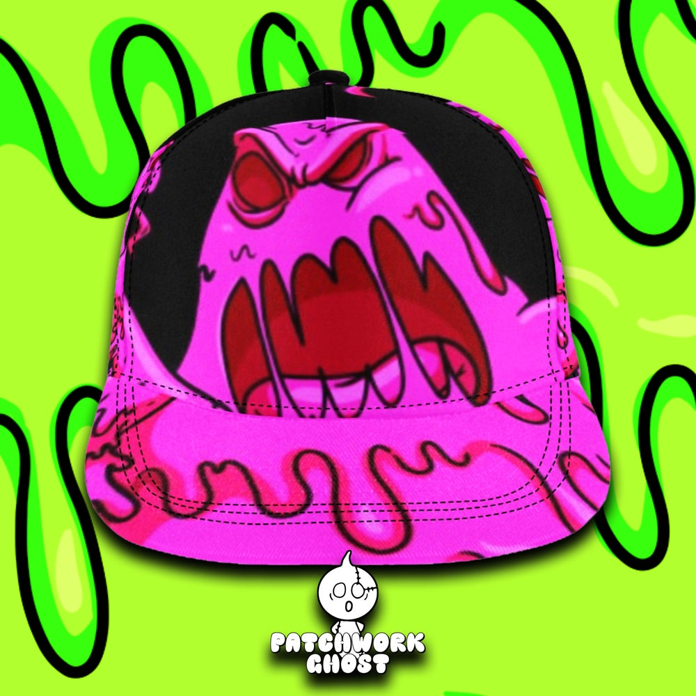 Image of Gummy All Over Print Snapback