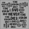LOVE NEVER DIES Bandana