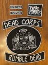 Dead Corps Rocker Patch Set