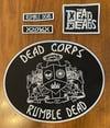 Dead Corps Patch Set