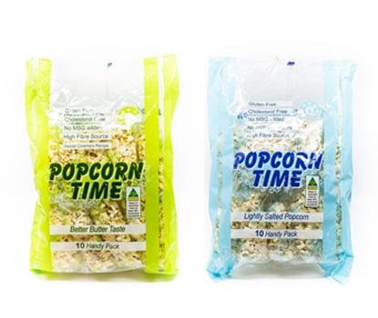 Image of Popcorn Time 10Pk 200G Varieties