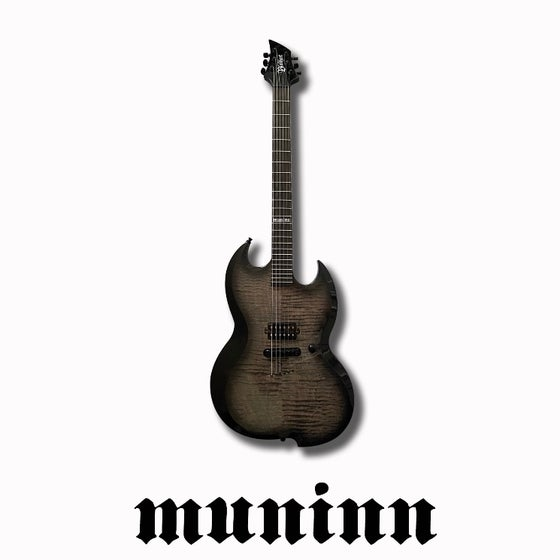 Image of MUNINN MK-6 NECK THRU USA O2 SERIES