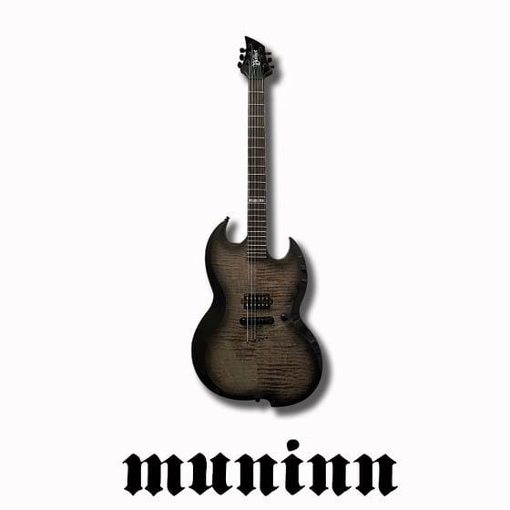 Image of MUNINN MK-6 NECK THRU USA O2 SERIES