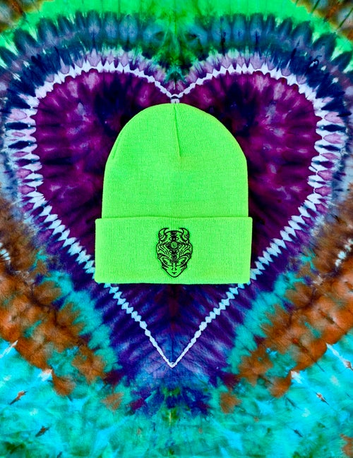Image of Neon Beanie Collection