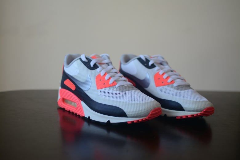Image of Nike Air Max 90 Hyperfuse Infrared NRG