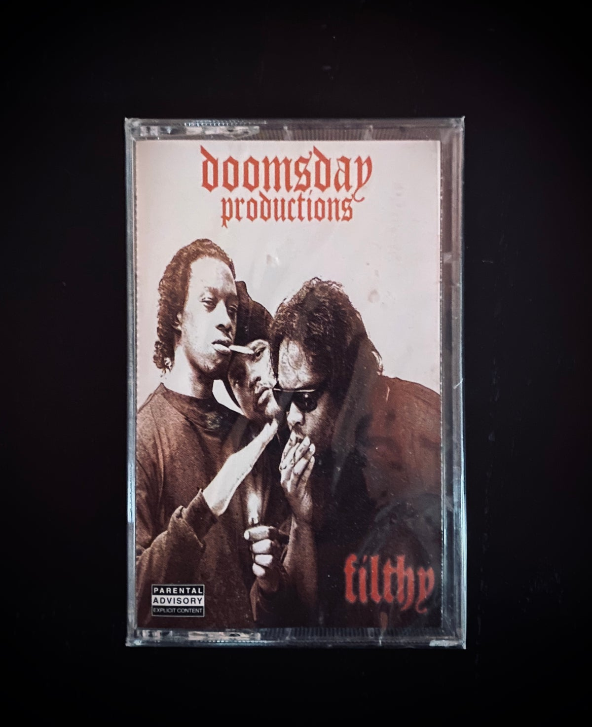 """Image of Doomsday Productions """"Filthy"""""""
