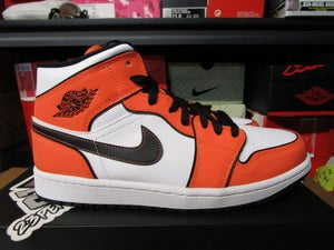 "Image of Air Jordan I (1) Retro Mid SE ""Turf Orange"""
