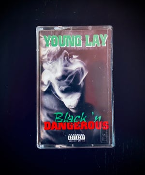 """Image of Young Lay """"Black n' Dangerous"""