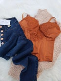 Copper Bodysuit
