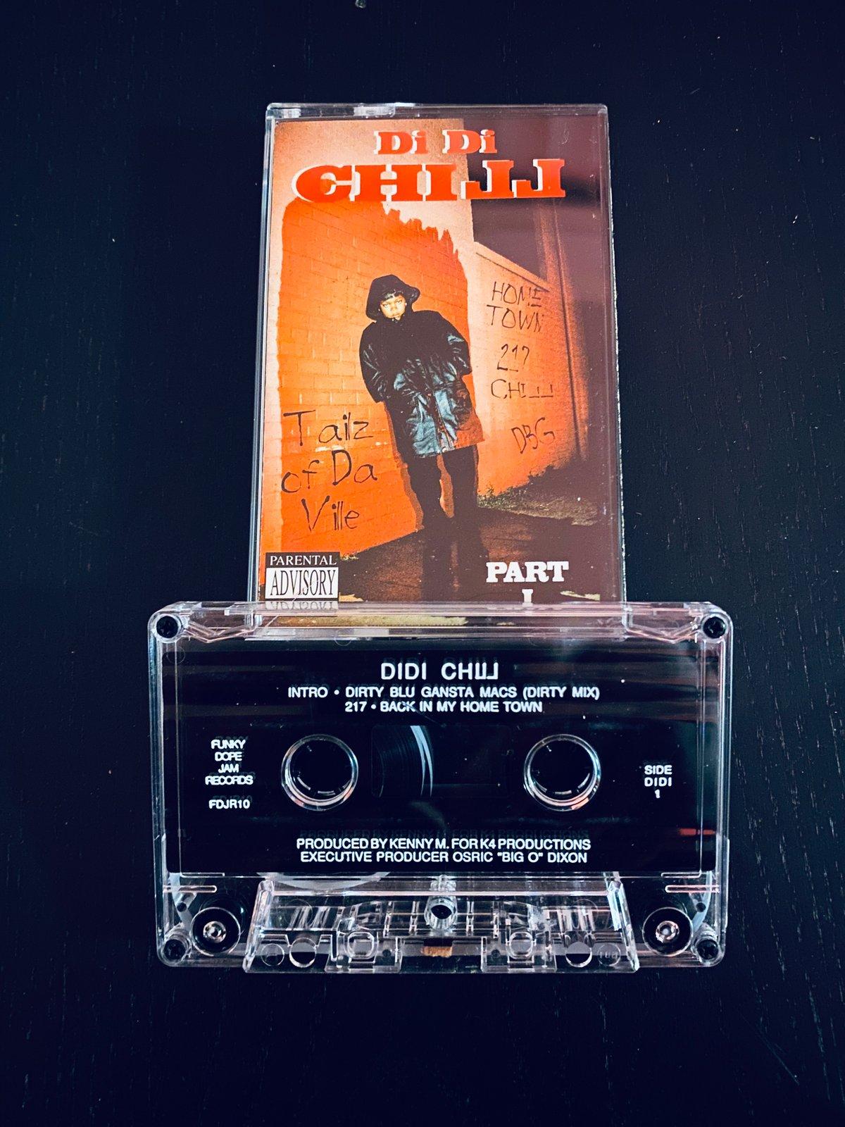 """Image of DI DI Chill """"Tailz Of Da Ville"""""""