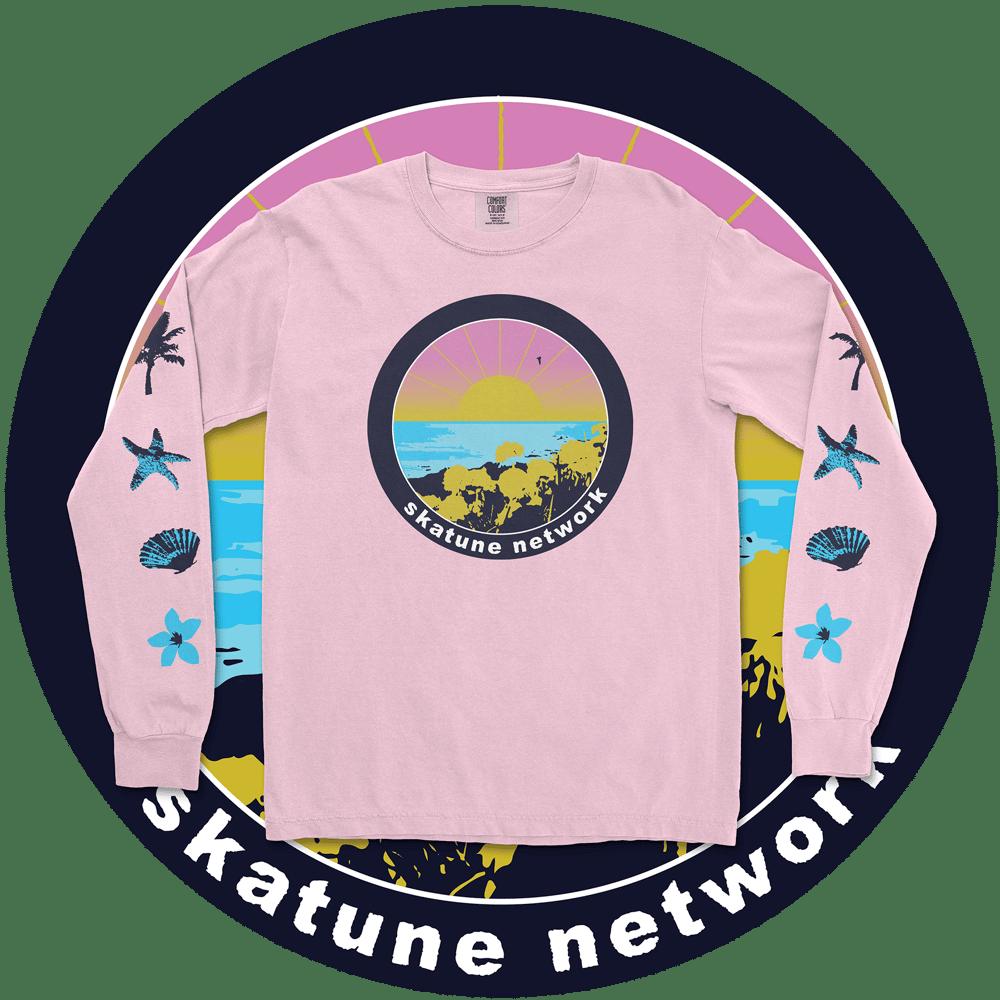 Image of OCEAN | Long Sleeves - Pink or Mustard