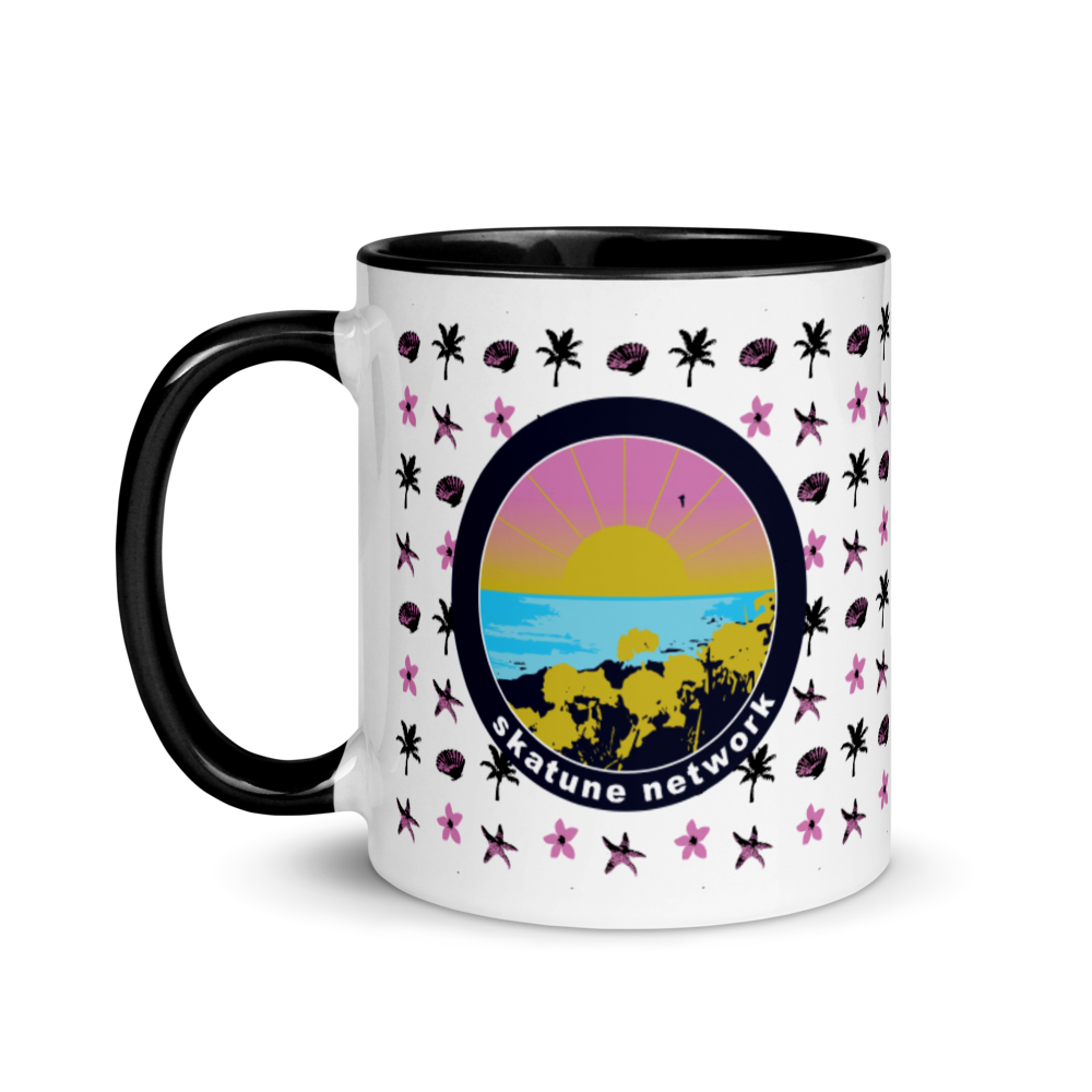 Image of OCEAN | Pink Mug