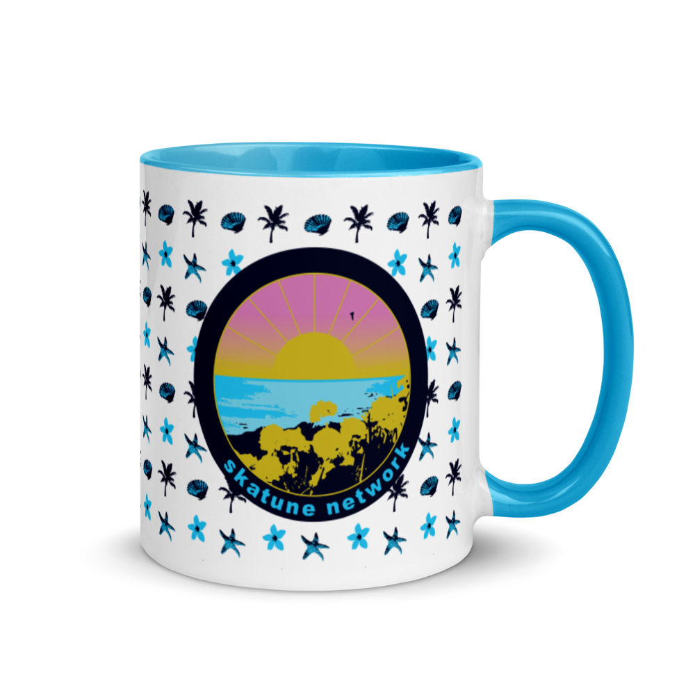 Image of OCEAN | Blue Mug