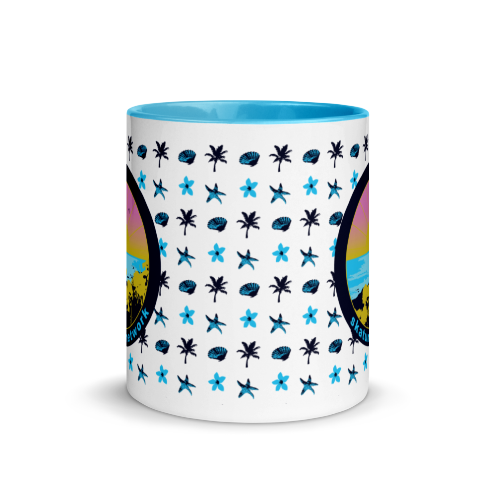 Image of OCEAN | Blue Mug