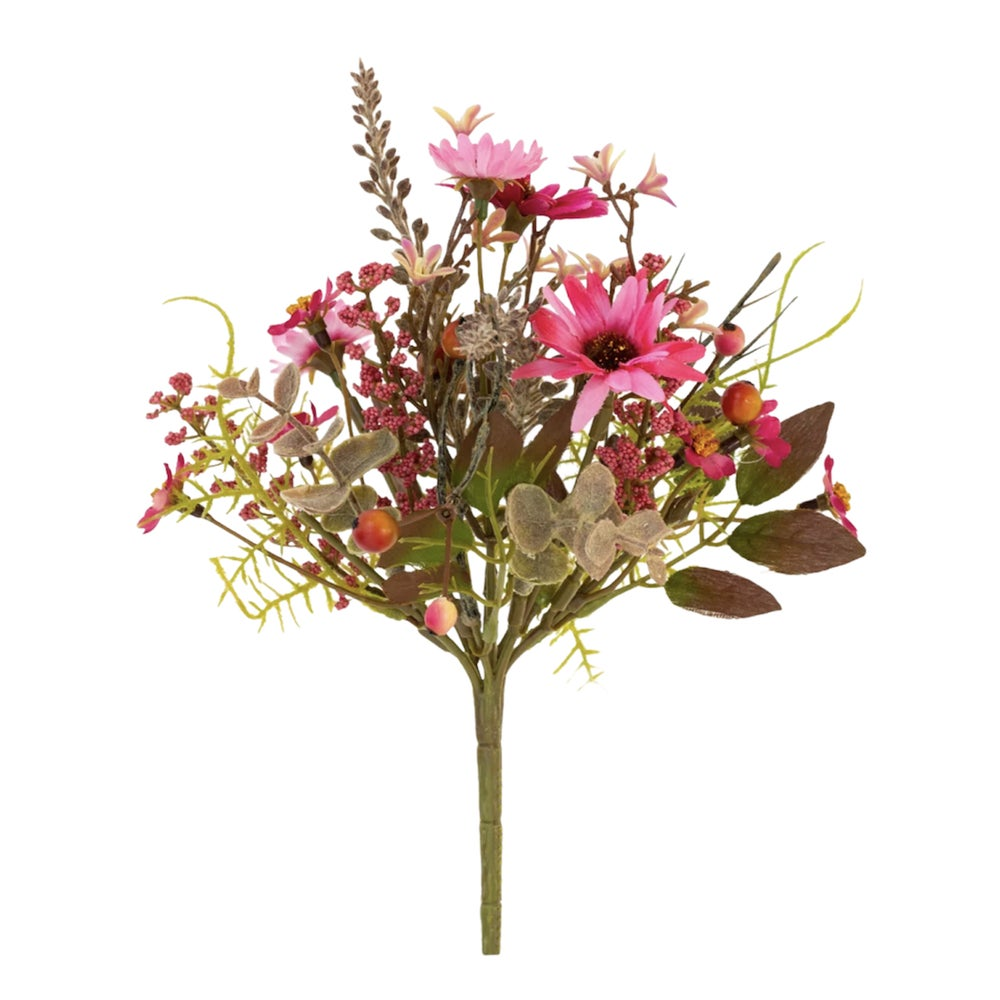 Image of Faux Wildflower Bunch
