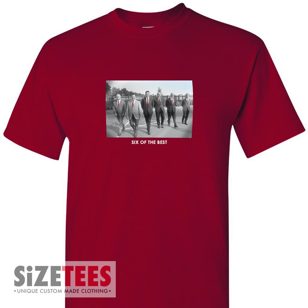 Image of Six Of The Best T-shirt