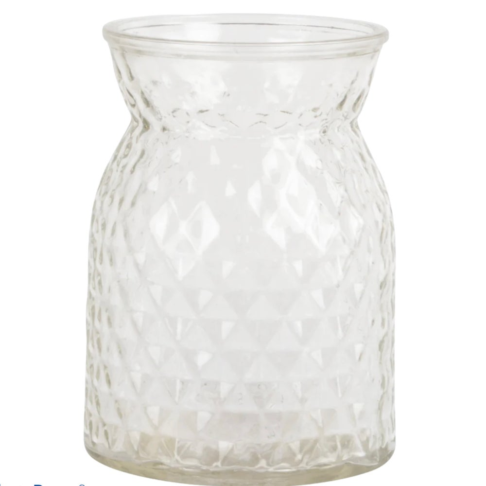 Image of Petite glass vase