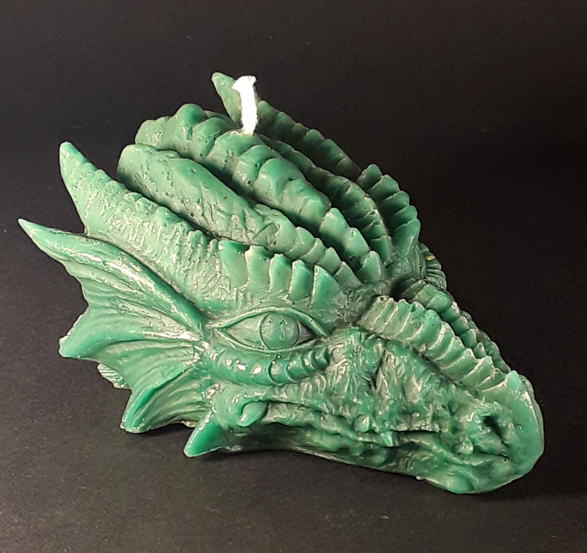Image of Green Dragon Candle