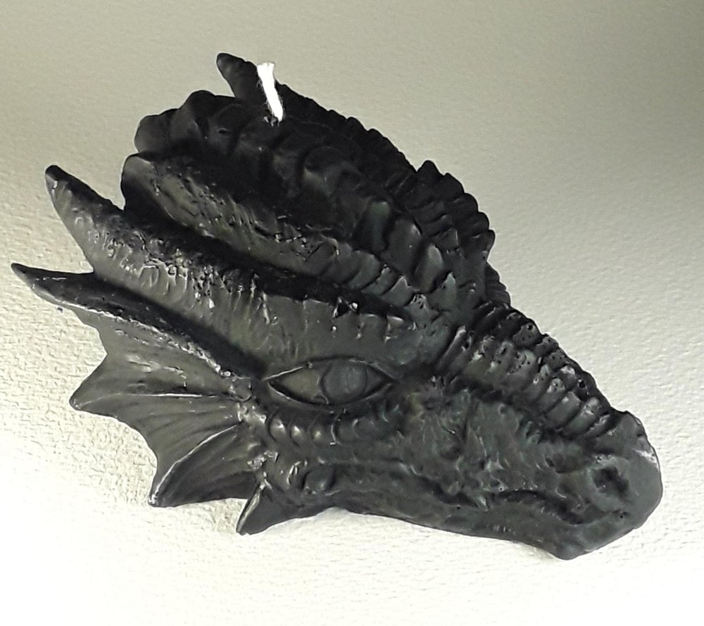 Image of Black Dragon Candle