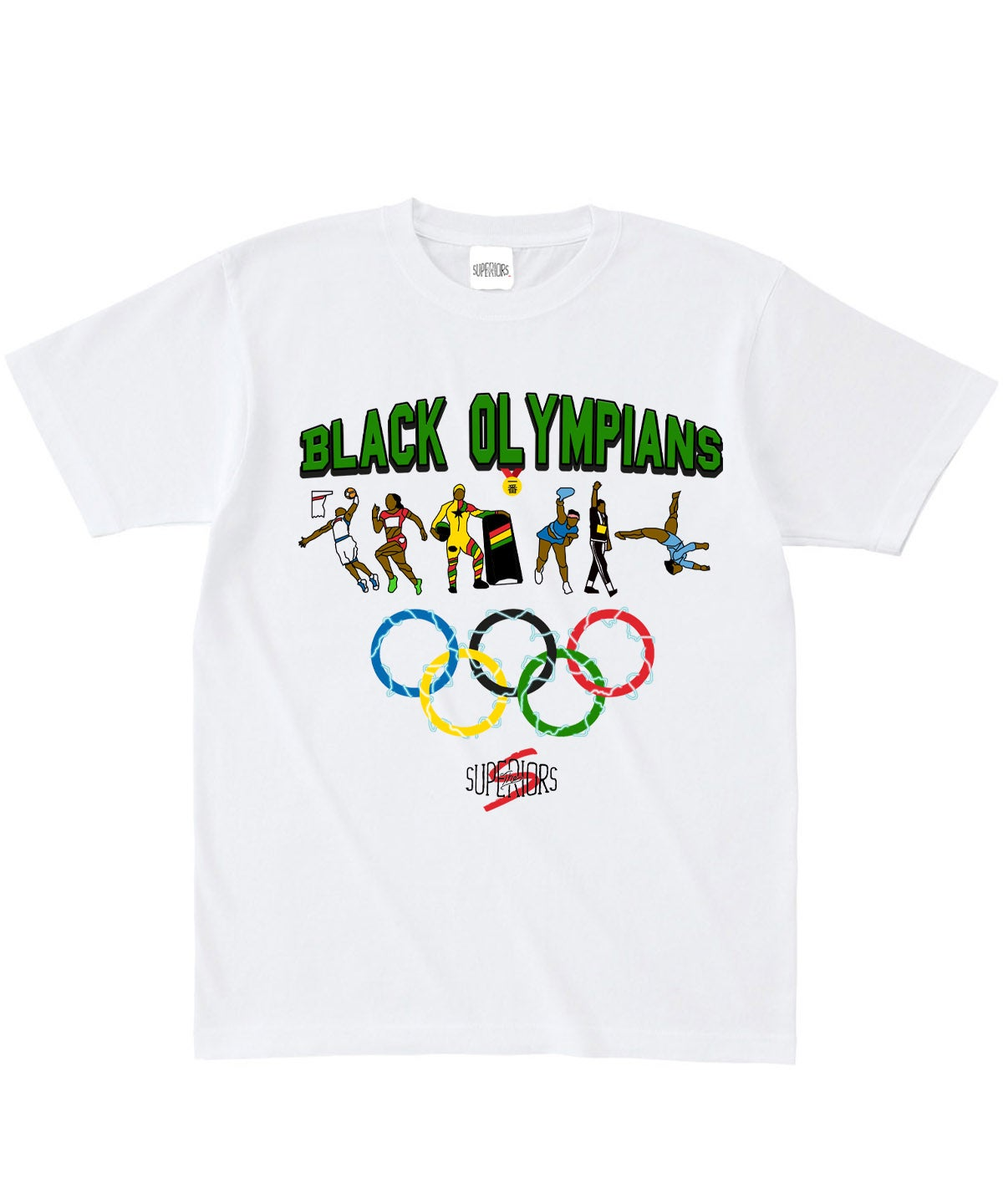 Image of Black Olympians Tee