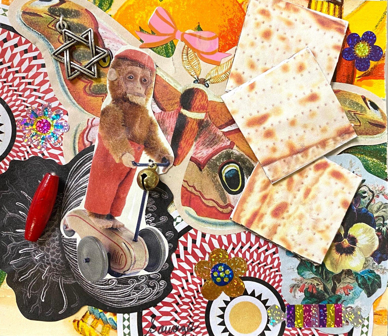 Image of Monkey Passover Segue