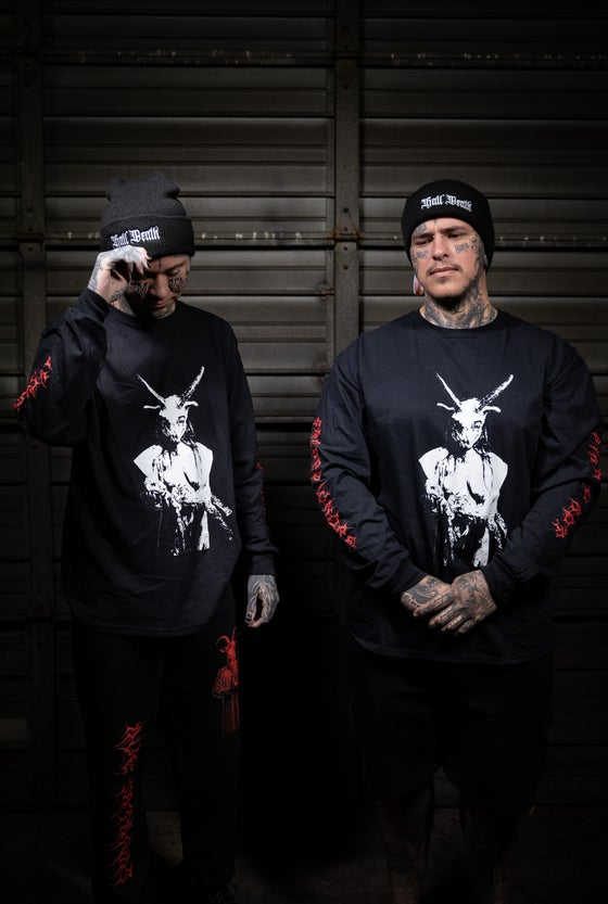 Image of Birth ov Rot - Long Sleeve Shirt