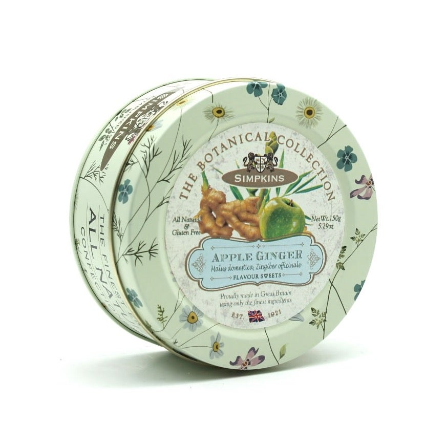 Image of Apple & Ginger Travel Sweets