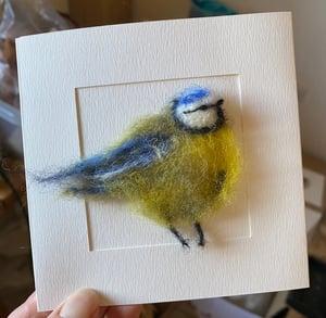 Image of Little works of Art 'Blue Tit'