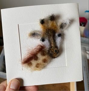 Image of Little works of Art  'Giraffe'