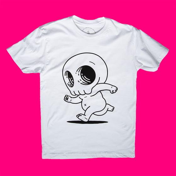 Image of Skully III Shirt (white)