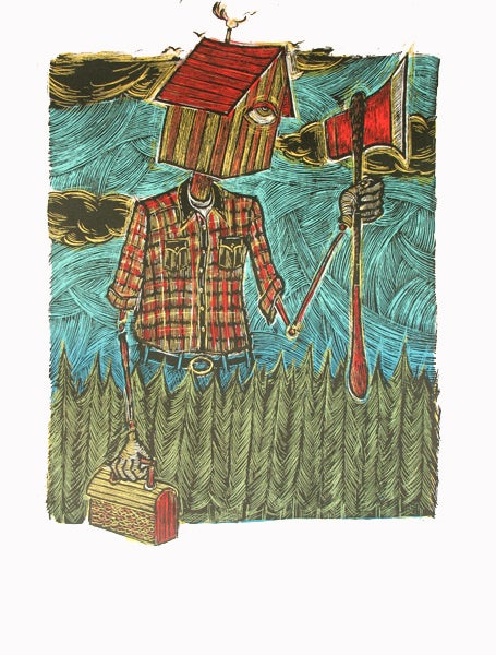 Image of The Reluctant Woodsman