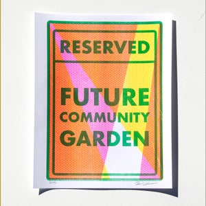 Image of Reserved: Future Community Garden