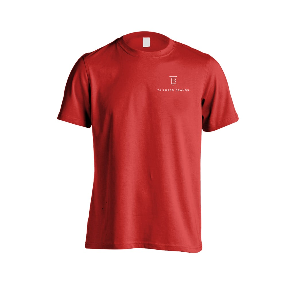 TB-Team Shirt Red