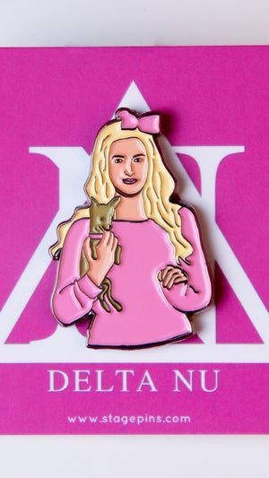 Elle Woods From Legally Blonde The Musical