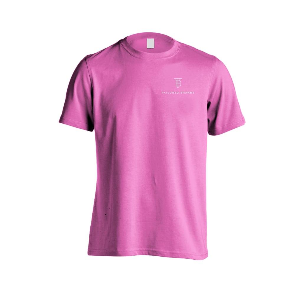 TB-Team Shirt Pink