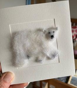 Image of Polar Bear Card